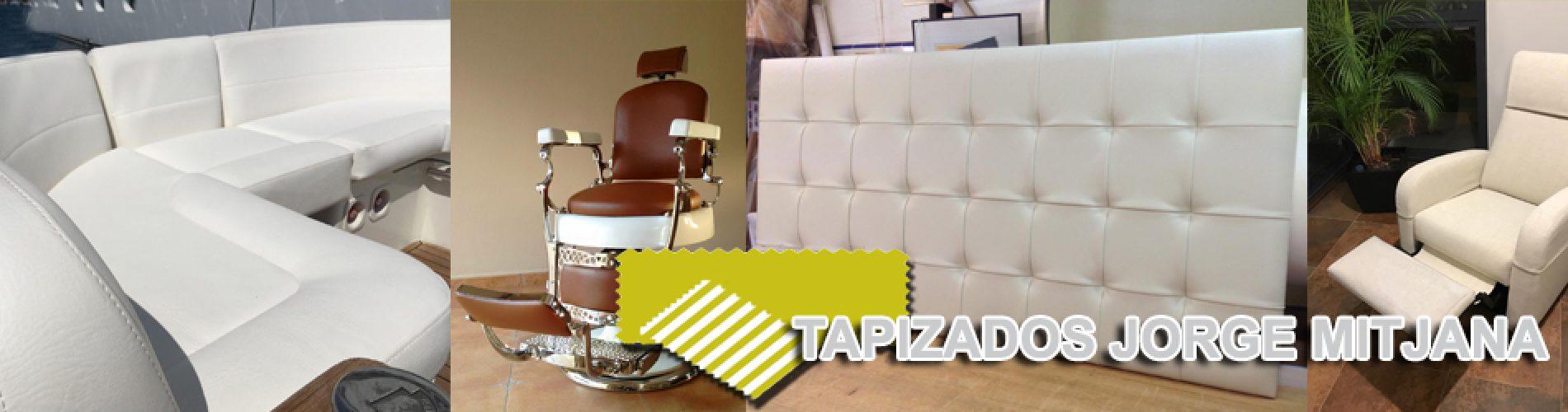 Tapiceros tapicerias en Valencia | Jorge Mitjana